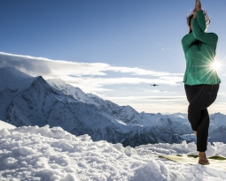 Benefits of a regular yoga practice for professional cross-country skiers