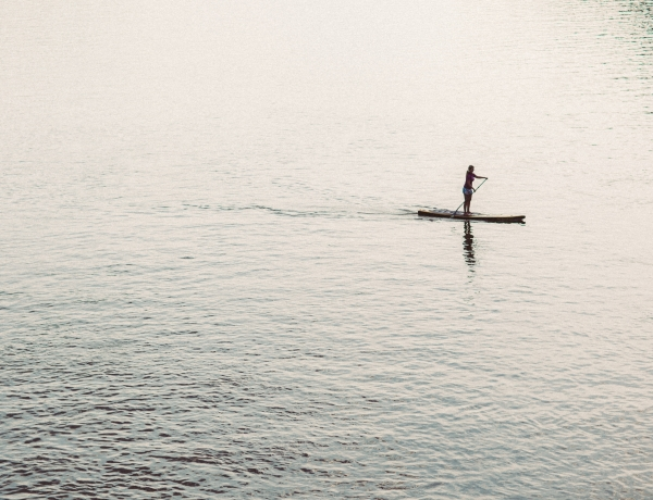 SUP & Yoga: How to recover with Yoga after your Stand-up-Paddling workout?